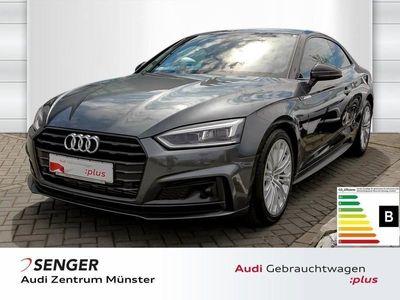 gebraucht Audi A5 Coupé 2.0 TFSI design Navi Leder Tempomat LED