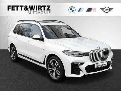 gebraucht BMW X7 Neu xDrive40i M Sport Leas.ab 1.069- br. o. Anz.