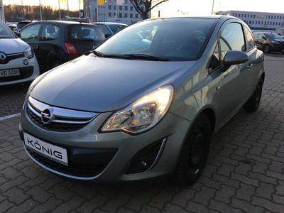 gebraucht Opel Corsa 1.2 Satellite ecoFlex Klimaanlage