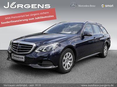 gebraucht Mercedes E300 T Comand/ILS/Cam/Distr/Multikontur/SHZ