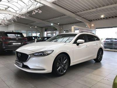 gebraucht Mazda 6 Kombi SKYACTIV-G 194 SIGNATURE