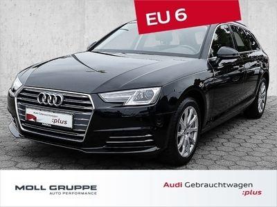 gebraucht Audi A4 Avant sport 2.0 TDI NAVI KEYLESS PDCv+h LED