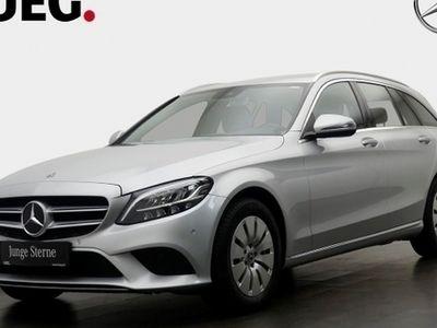 gebraucht Mercedes C220 d T AVANTGARDE Navi+LED-HP+Kamera