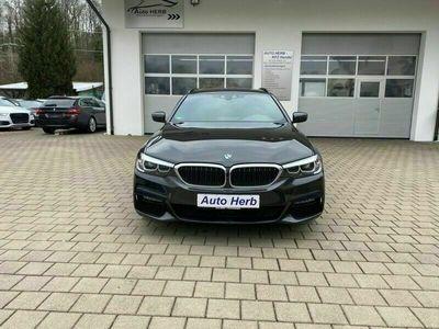 gebraucht BMW 530 d xDrive +M Sport+LED+Standheizung+Navi+Leder