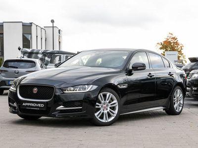 gebraucht Jaguar XE 20t R-Sport