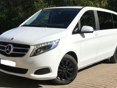 gebraucht Mercedes V220 CDI kompakt Avantgarde