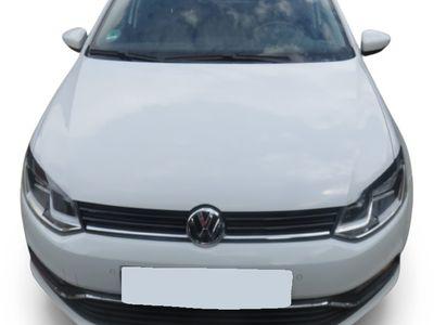 gebraucht VW Polo PoloALLSTAR 1.2TSI NAVI.CLIMA.SITZHZG.GRA.2xPDC