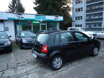 gebraucht VW Polo Comfortline Klima EF Temp. Regensensor Tüv