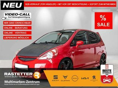 gebraucht Honda Jazz 1.4 ES Sport Privacy+Klima+LMF+Nebel+el.Fen