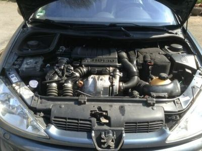 gebraucht Peugeot 206 CC