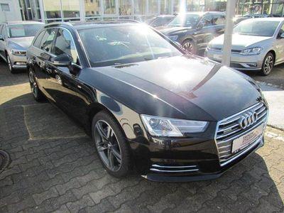 gebraucht Audi A4 Avant Sport 2.0 TDI S Line SHZ Alcantara MMIPl