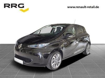 gebraucht Renault Zoe INTENS Mietbatterie 22kWh, Standheizung, Klimaaut