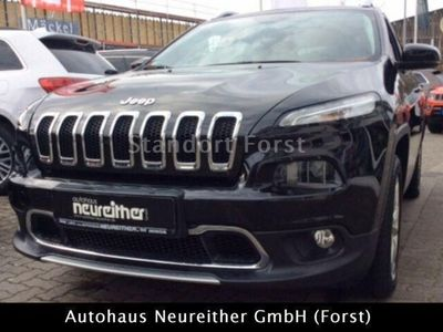 gebraucht Jeep Cherokee Limited 2.0 MJet 170PS AT