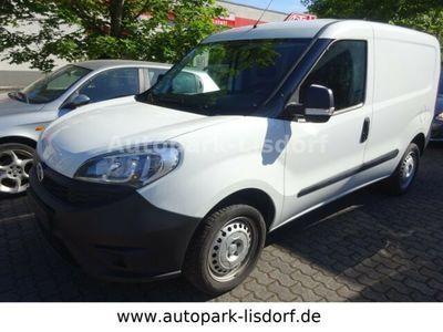 gebraucht Fiat Doblò Cargo / Pritsche Kasten Klima+Bluetooth