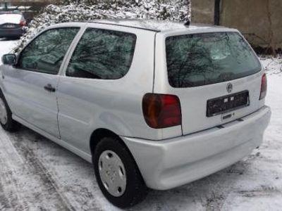 gebraucht VW Polo 1.0L TüV bis 01.2019 Ohne Mängel und Kein Rost.