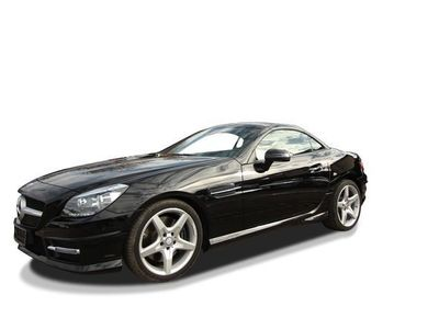 gebraucht Mercedes SLK250 d AMG Line Xenon Automatik Navi