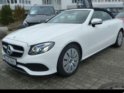 gebraucht Mercedes 400 4M Cab COMAND/WIDESCREEN/MULTIBEAM/TOTWINKEL