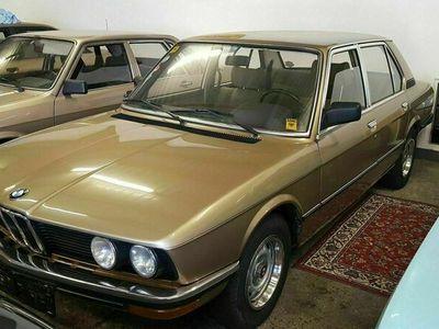 gebraucht BMW 518 ( E 12 ) - 1. Hand - 1. Lack - Tü... als in Bad Münstereifel