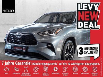 gebraucht Toyota Highlander Luxury Hybrid