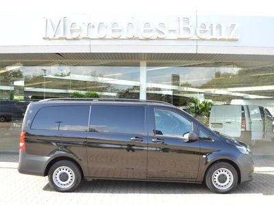 gebraucht Mercedes Vito 116 CDI Tourer lang Autom-Klima-AHK-PTS