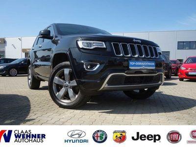 gebraucht Jeep Grand Cherokee 3.0 V6 Multijet 4WD Overland *Leder,Pano,Xenon