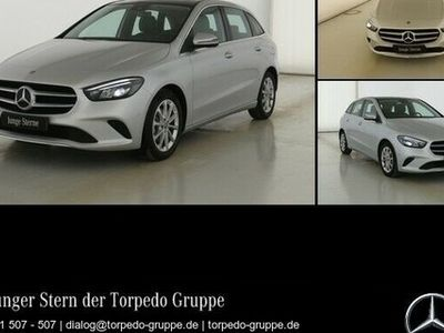 gebraucht Mercedes B200 d PROGRESSIVE LED+PANO+MBUX+PTS+SHZ+KLIMA+