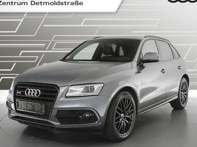 gebraucht Audi SQ5 SQ53.0 TDI competition quattro 240 kW (326 PS) tiptronic