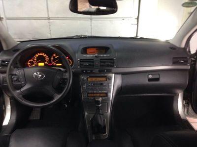 gebraucht Toyota Avensis 2.2 D-CAT Combi