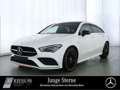 gebraucht Mercedes CLA200 d SB AMG+Pano.-Dach+Night+LED+Kamera+PDC