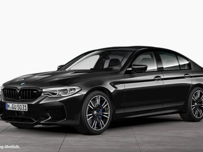 gebraucht BMW M5 Competition M Driver''s Package 20''LM DrAss+