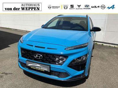gebraucht Hyundai Kona N Line Mild-Hybrid 2WD sofort verfügbar Klima