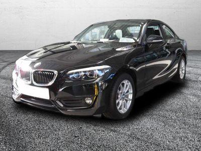 gebraucht BMW 218 218 Coupé d Coupe Aut. Advantage Klimaaut.,DWA,PDC,