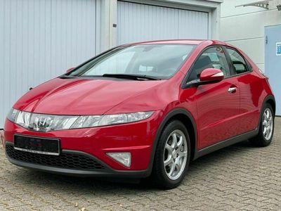 gebraucht Honda Civic Lim.5-trg. 1.8 Sport |Neue Tüv| 1.Hand|PDC