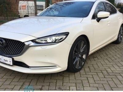 gebraucht Mazda 6 194 AT Sports-Line + GSD + Sport Plus Paket + Tieferlegung