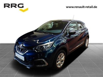used Renault Captur TCe 90 Limited Deluxe Navi + Ganzjahresre