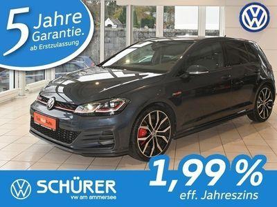 gebraucht VW Golf VII GolfGTI Performance 2.0DSG LED°Pano°Honeycromb°DYNAUDIO°ACC°RüKamera
