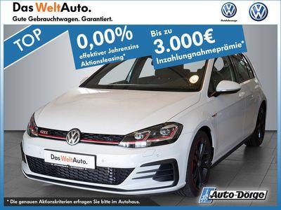 gebraucht VW Golf VII GTI Performance 2.0 DSG Nr.70 ACC EU6