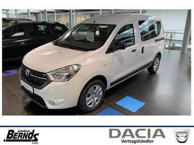 gebraucht Dacia Dokker TCe100 GPF Comfort KLIMA 2xSCHIEBET. R-CD