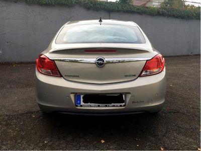 gebraucht Opel Insignia 2.0 CDTI ecoflex Cosmo