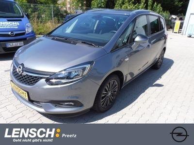 gebraucht Opel Zafira 120 Jahre 1.6 Turbo Start/Stopp *Navi*AHK*7 Sitze*   Preetz