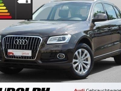 gebraucht Audi Q5 3.0 TDI quattro Keyless Xenon Navi AHK StandHZG PD