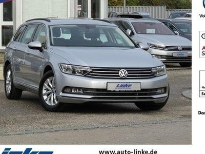 gebraucht VW Passat Variant Comfortline 2,0 TDI DSG Navi/ACC/AHK/PDC vo.+hi. KLIMA ALU