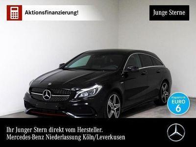 gebraucht Mercedes CLA250 Shooting Brake 4M AMG Pano Harman LED Keyl-GO Kamera