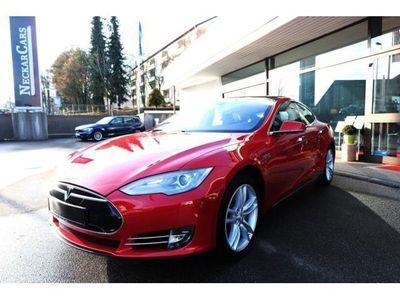 gebraucht Tesla Model S 85, Leder, Panoramadach