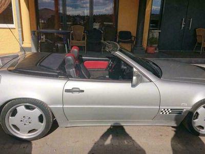 gebraucht Mercedes SL320 MercedesMille Miglia Limited Editi...
