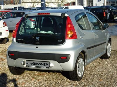 gebraucht Peugeot 107 2-Tronic Active