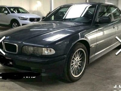 gebraucht BMW 728 i, E38, Facelift, Leder, Xenon, Clubleder