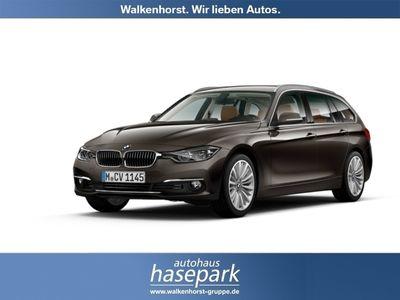 gebraucht BMW 318 i LuxuryLine Touring LichtPaket PDC elektr. Heckklappe