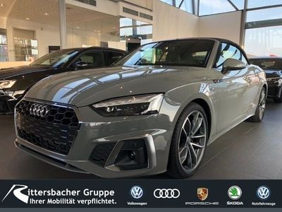 gebraucht Audi A5 Cabriolet S line 40 TFSI 140(190) kW(PS) S tronic