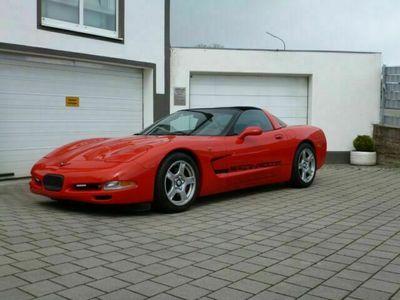 gebraucht Corvette C5 Targa Automatik Europamodell / Top!